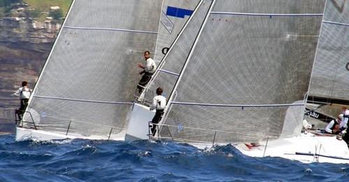 Start Line Farr 40 Australian Championship 2010 - Sam Crichton