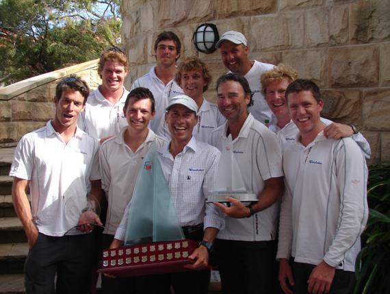 2010 Australian Farr 40 Champions Transfusion